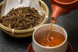 ほうじ茶の飲用効果の研究