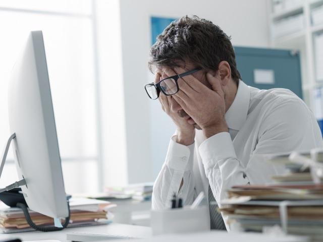 2020年 ビジネスパーソンが抱えるストレスに関する調査