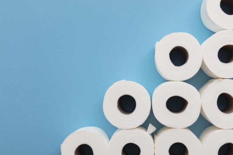 コロナ禍でストック増?「トイレットペーパーに関する調査」