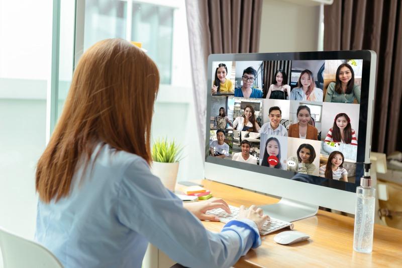 7割以上が、「ビデオ通話時、動画映えを気にする」